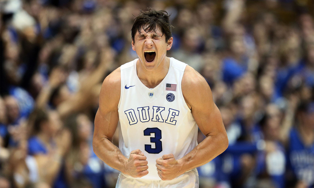 NCAA Basketball: Grand Canyon at Duke