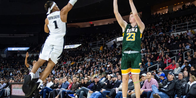 NCAA Basketball: Siena at Providence