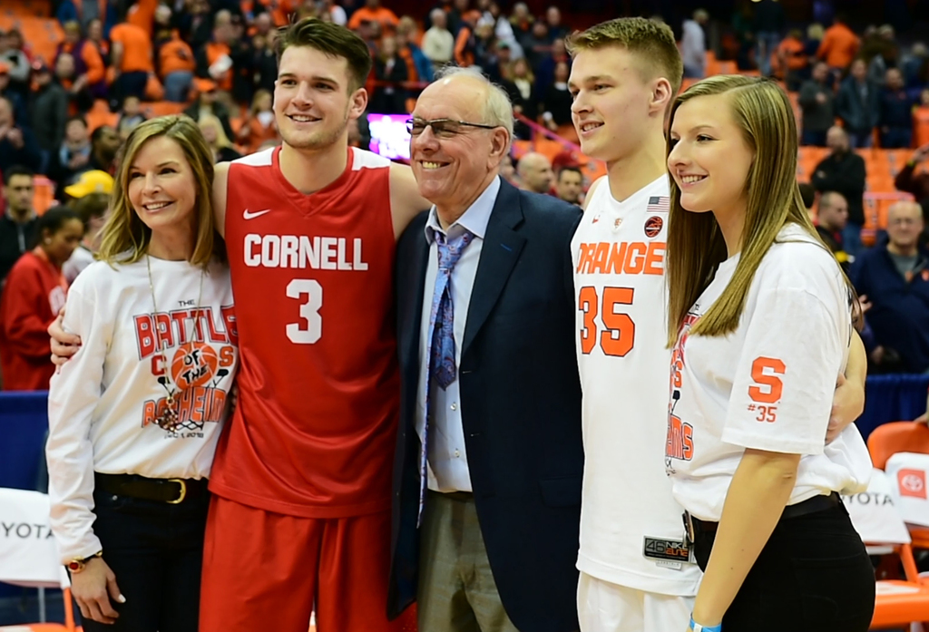 Syracuse vs. Cornell